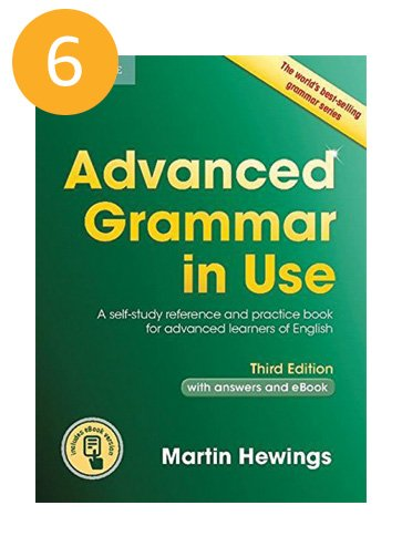 Advanced Grammar in Use Book with Answers and Interactive eBook: A Self-study Reference and Practice Book for Advanced Learners of English (Cambridge Advanced Grammar in Use)