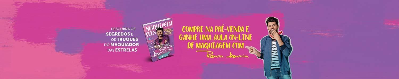 Maquiagem Teen + 1 aula de maquiagem online com Ramon Amorim