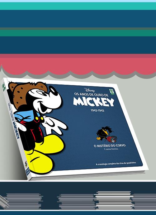 Os Anos de Ouro do Mickey - O Mistério do Corvo