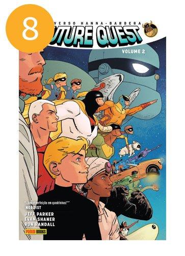 Future Quest - Volume 2
