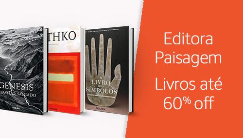 Editora Paisagem - livros até 60% off