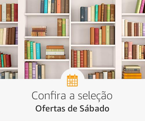 Melhores livros e descontos - Ofertas de Sábadp