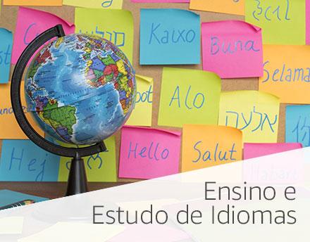 Ensino e estudo de idiomas