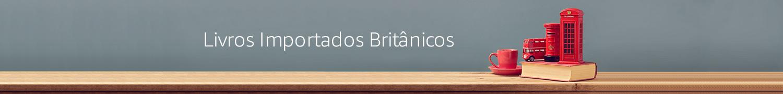Livros Importados Britânicos