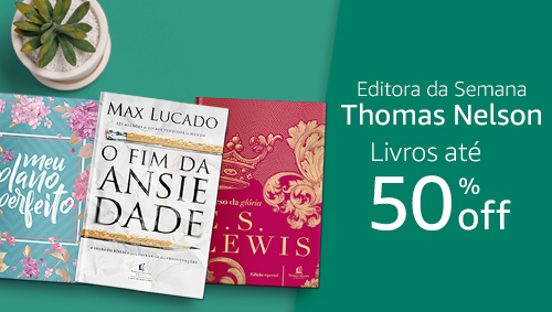 Editora da Semana: Thomas Nelson