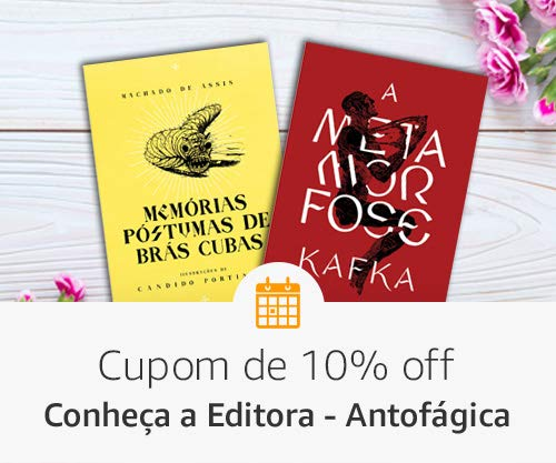 Antofágica - Cupom de 10% off
