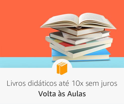 Livros didáticos até 10x sem juros