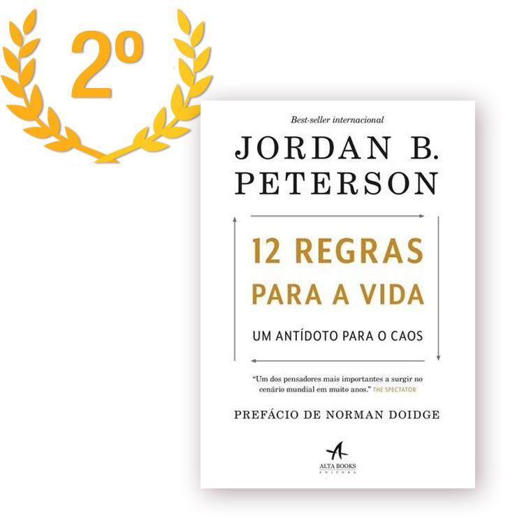 12 Regras Para a Vida. Um Antídoto Para o Caos