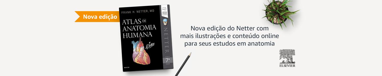 Netter Atlas de Anatomia Humana 7ª edição