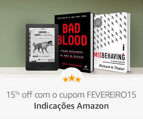 Indicações Amazon