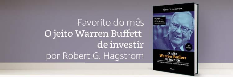 Favorito do mês: O jeito Warren Buffett de investir