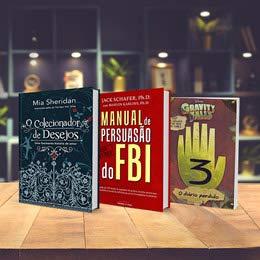 Até 40% off em Livros da editora Universo dos Livros