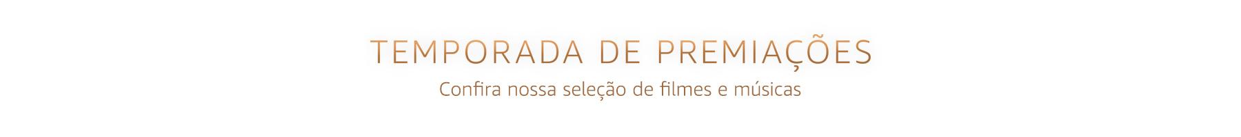 Temporada de Premiações: Confira nossa seleção de filmes e músicas