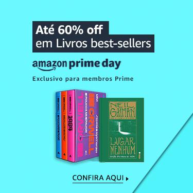 Até 60% off em Livros best-sellers