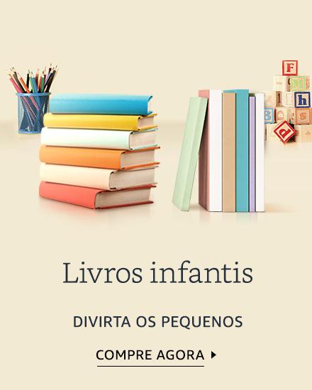 Livros Infantis - Divirta os pequenos