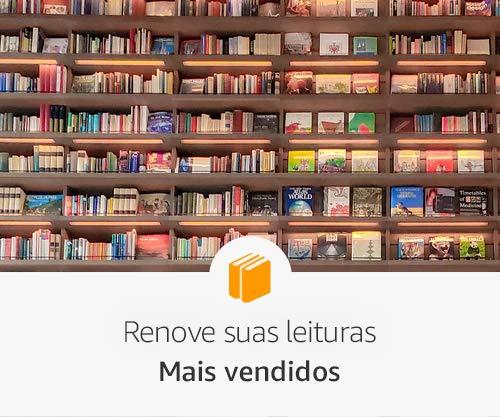 Renove suas leituras: livros mais vendidos