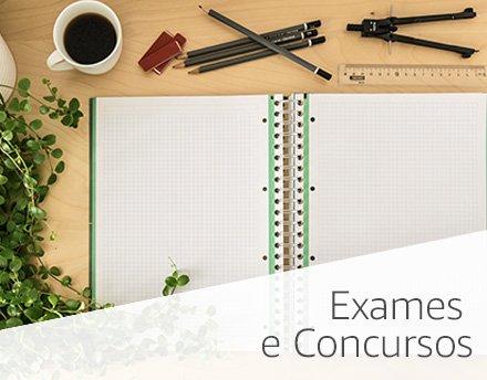 Exames e Concursos