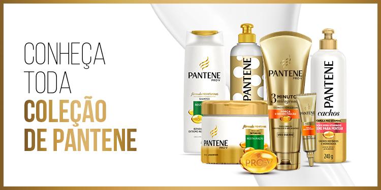 Conheça a coleção pantene