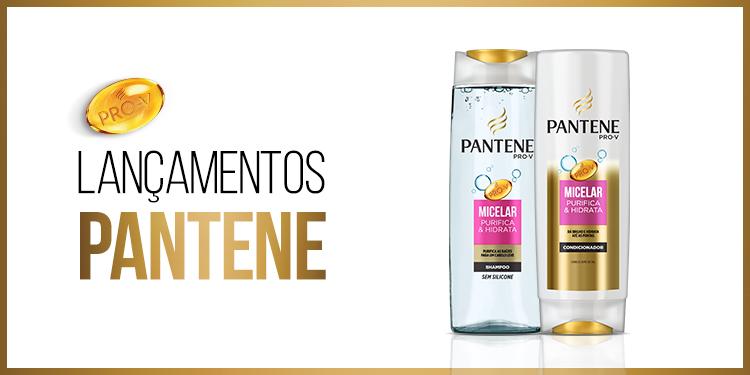 Lançamentos Pantene