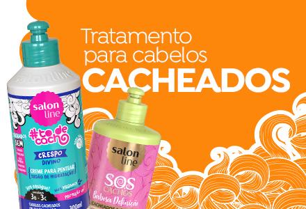 Tratamento para cabelos cacheados
