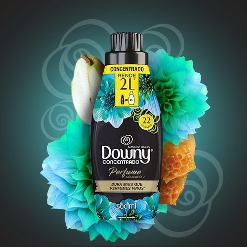 Downy Authentic Beauty