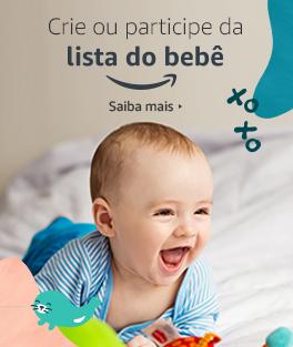 Crie ou participe da lista do bebê