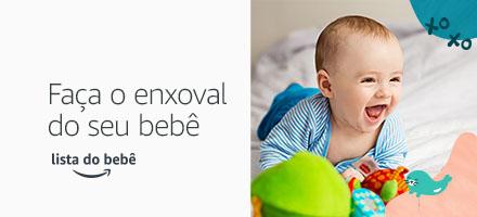 Faça o enxoval do seu bebê