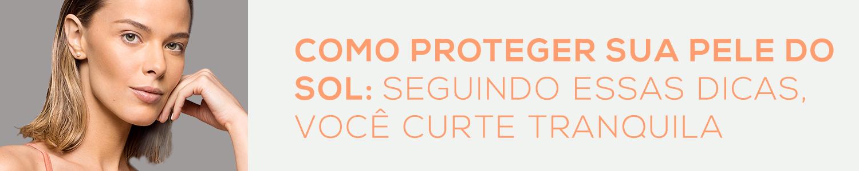 Como proteger sua pele do sol: seguindo essas dicas, você curte tranquil