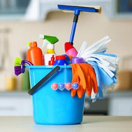 Sua casa sempre limpa