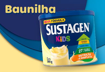 Sustagen Kids - Baunilha