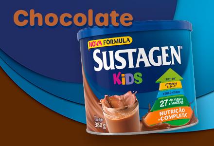 Sustagen Kids - Chocolate