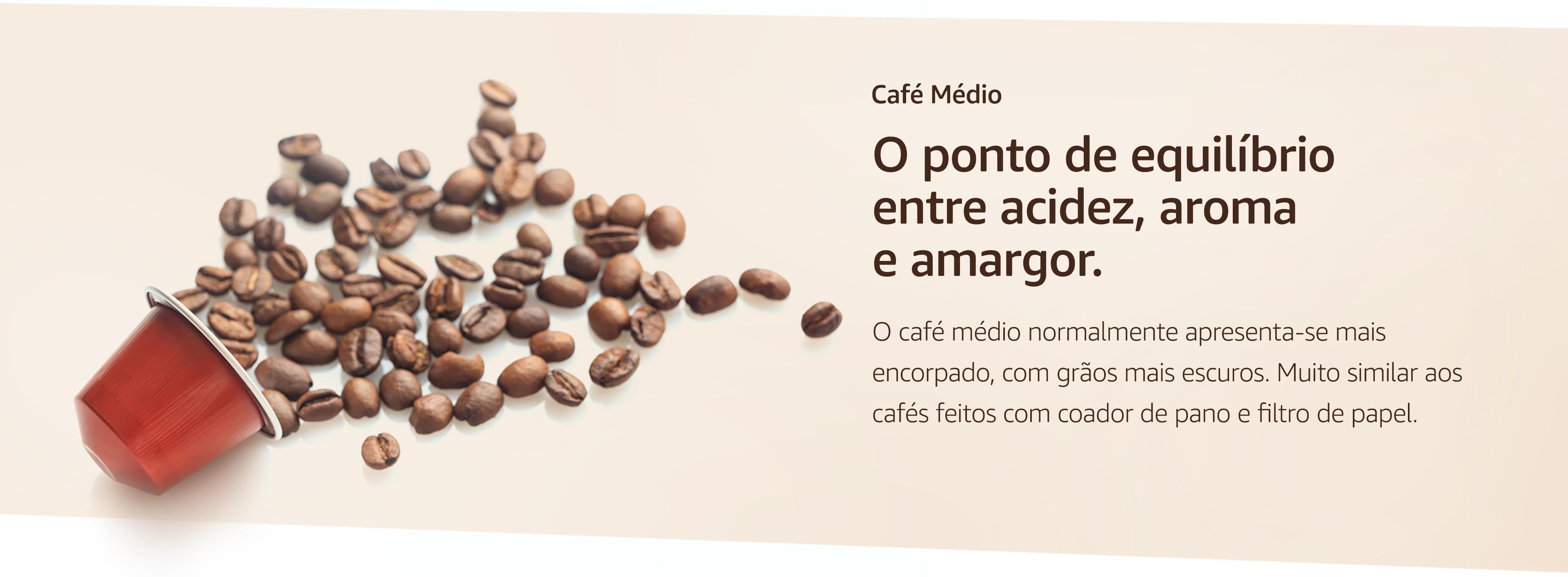 café médio