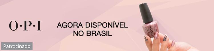 OPI agora disponível no Brasil