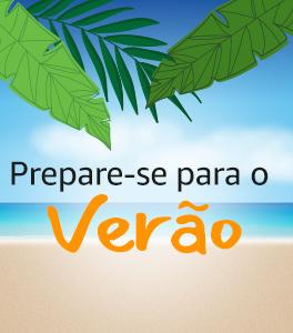 Prepare-se para o verão