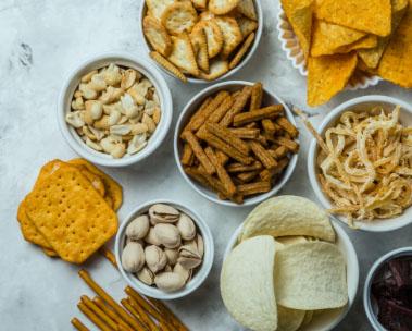 Até 30% off em Alimentos e Bebidas
