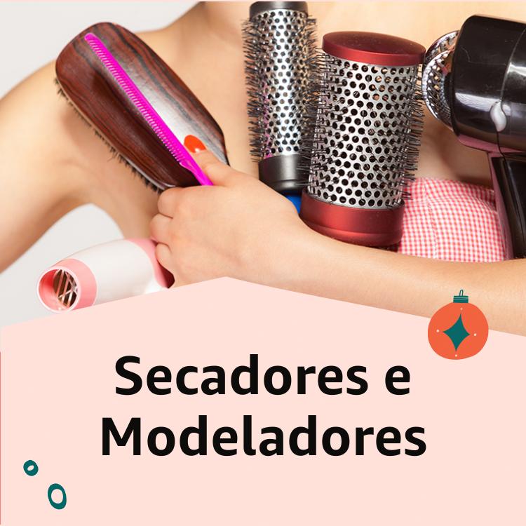 Secadores e Modeladores