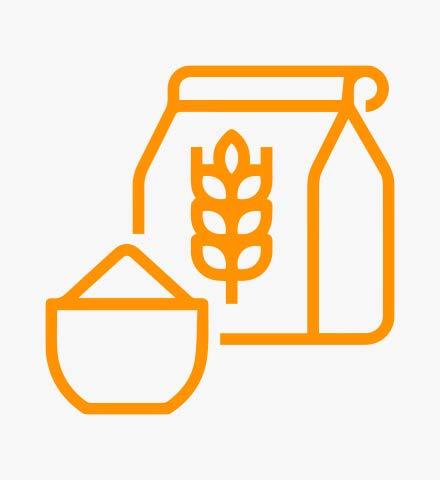 Cereais e Laticínios