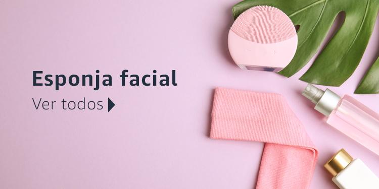 Esponja facial