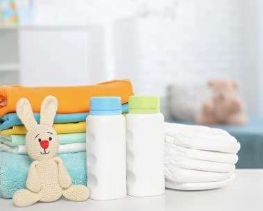 20% off em produtos para bebês