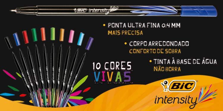 10 cores vivas