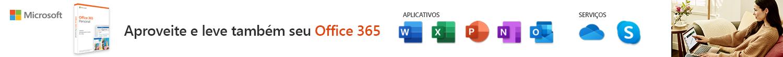 Aproveite e compre também seu Office 365