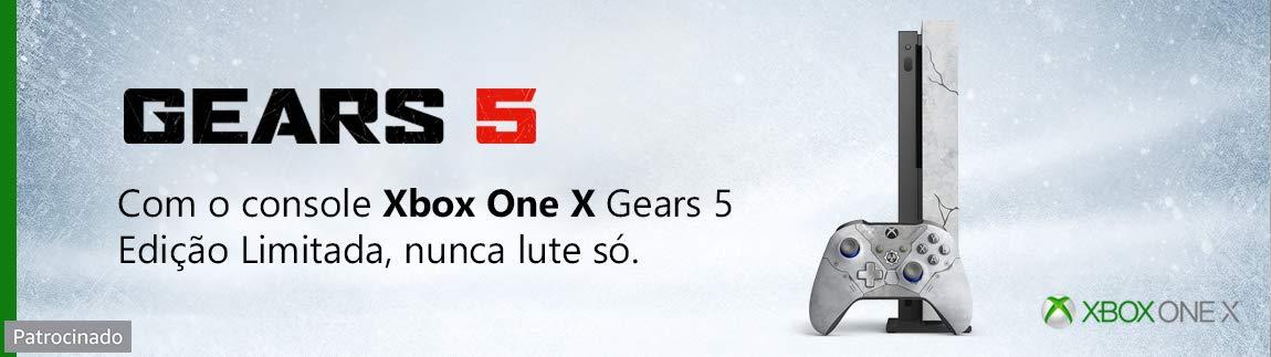Gears Xbox. Patrocinado.