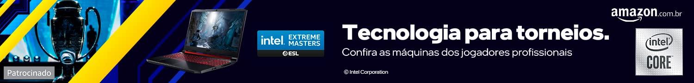Intel. Patrocinado