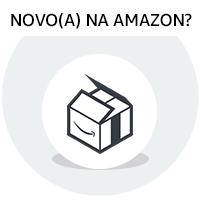 Bem-vindo(a) à Amazon