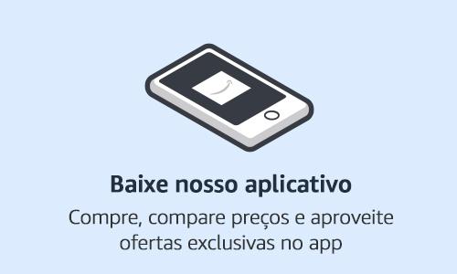 Baixe nosso aplicativo. Compre, compare preços e aproveite ofertas exclusivas no app