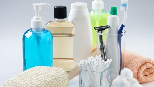 Higiene, limpeza e cuidado pessoal