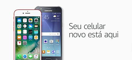 Seu celular novo está aqui