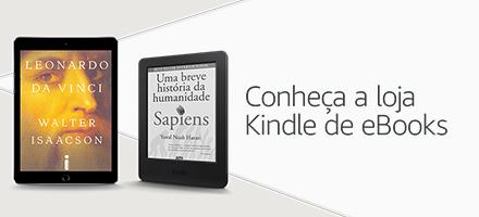 Conheça a loja de eBooks Kindle