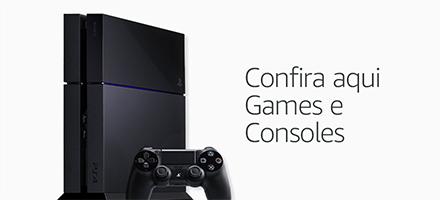 Confira Games e Consoles