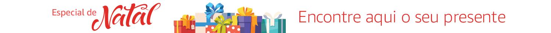 Especial de Natal: encontre aqui o seu presente